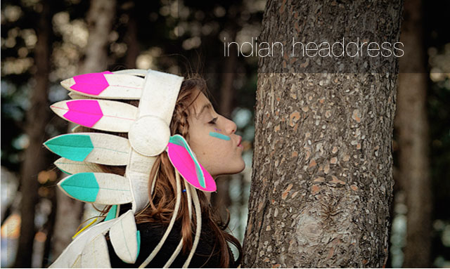 indian headdress fridas tierchen