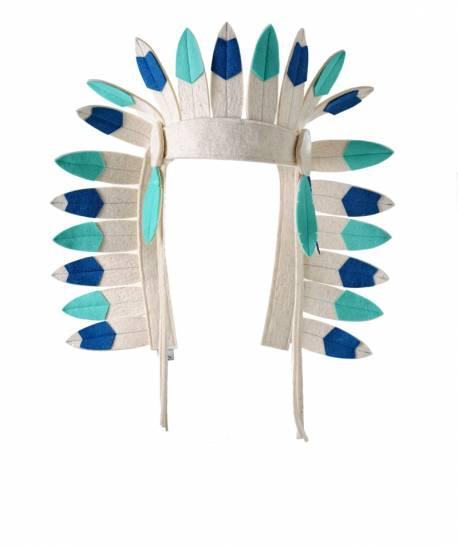 Gran Corona Azul-Verde